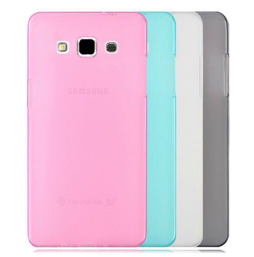 Ультратонкий TPU чехол для Samsung A500H / A500F Galaxy A5