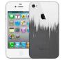 Чехол «Белое и Черное» для Apple iPhone 4/4s