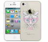 Чехол «Princess» для Apple iPhone 4/4s