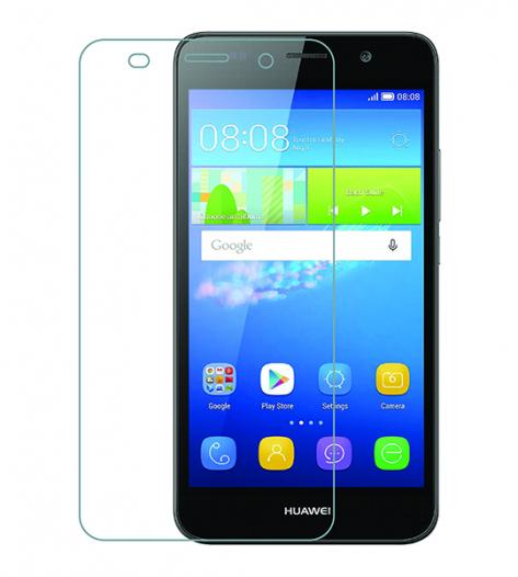 Защитное стекло Ultra Tempered Glass 0.33mm (H+) для Huawei Y6 Pro (картонная упаковка)