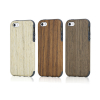 Деревянная накладка Rock Origin Series (Grained) для Apple iPhone 5/5S/SE