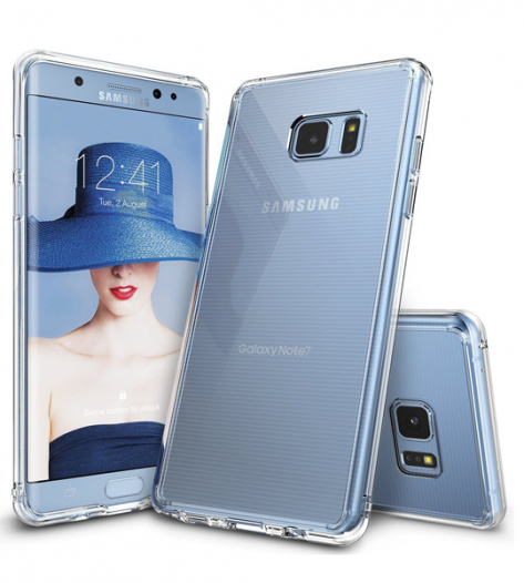 TPU чехол Ultrathin Series 0,33mm для Samsung N930F Galaxy Note 7 Duos