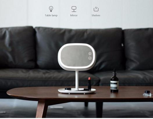 Умная сенсорная лампа + зеркало