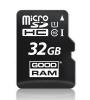 Карта памяти GoodRam microSDHC UHS-1 32 GB Class 10 + SD adapter