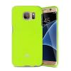 TPU чехол Mercury Jelly Color series для Samsung G935F Galaxy S7 Edge