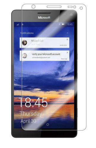 Защитное стекло Ultra Tempered Glass 0.33mm (H+) для Microsoft Lumia 950 XL (картонная упаковка)