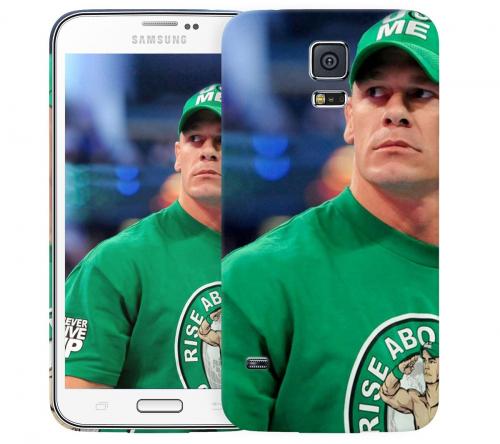 Чехол «Джон Сена» для Samsung Galaxy S5