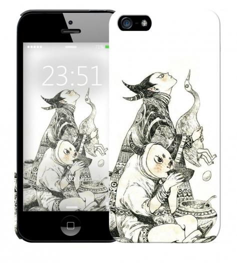 Чехол «china» для Apple iPhone 5/5s