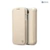 Кожаный чехол Zenus Prestige Minimal Diary для Samsung i9500 Galaxy S4