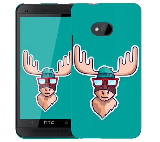 Чехол «Олень» для HTC One