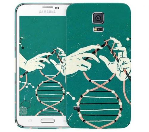 Чехол «DNK» для Samsung Galaxy S5