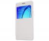 Кожаный чехол (книжка) Nillkin Sparkle Series для Samsung G550F Galaxy On5