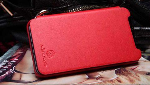 Кожаный чехол (книжка) Nillkin для HTC Desire VC 328D