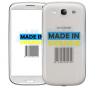 Чехол «Made in Ukraine» для Samsung Galaxy s3