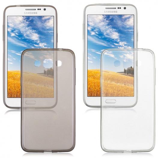TPU чехол Ultrathin Series 0,33mm для Samsung G360H/G361H Galaxy Core Prime Duos