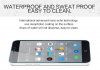 Защитное стекло Nillkin Anti-Explosion Glass Screen (H+) (закругл. края) для Meizu M1/M1 mini