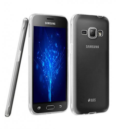 TPU чехол Ultrathin Series 0,33mm для Samsung J120F Galaxy J1 (2016)