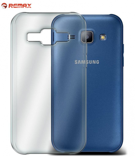 TPU чехол Remax 0.2mm для Samsung Galaxy J1 Duos SM-J100