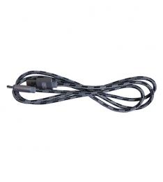 Дата кабель microUSB плетеный Earldom (1m)
