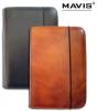 Кожаный чехол-книжка с резинкой Mavis Classic с функц. подст. для P5100/A210/A510/A700