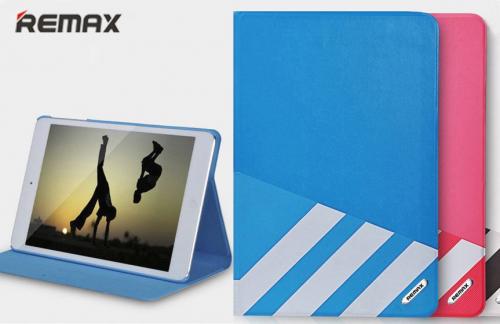 Кожаный чехол (книжка) Remax Parkour для Apple iPad mini (Retina)/Apple IPAD mini 3