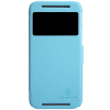 Кожаный чехол (книжка) Nillkin Fresh Series для HTC New One 2 / M8