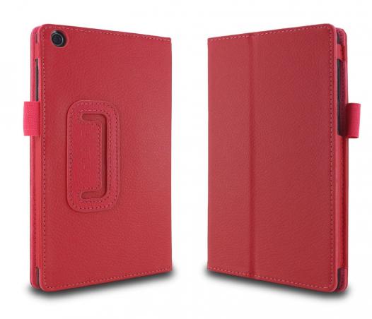 Кожаный чехол-книжка TTX с функцией подставки для Asus ZenPad C 7.0 (Z170C)