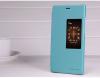 Кожаный чехол (книжка) Nillkin Sparkle Series для Huawei Ascend P8