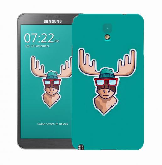 Чехол «Олень» для Samsung Galaxy Note 3 N9000/N9002