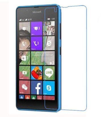 Защитное стекло Ultra Tempered Glass 0.33mm (H+) для Microsoft Lumia 540 (картонная упаковка)