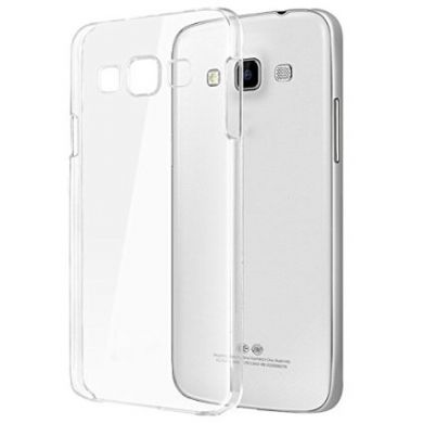 Ультратонкий TPU чехол для Samsung Galaxy J1 Duos SM-J100