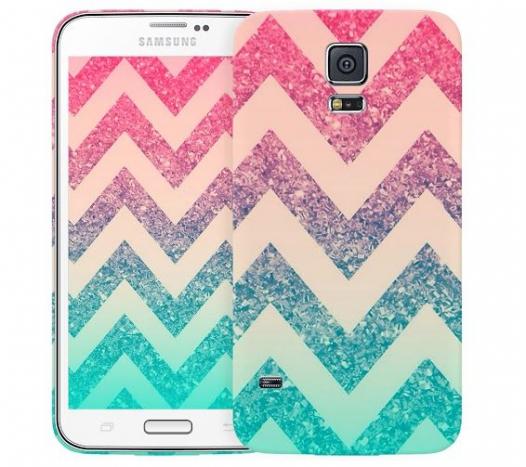 Чехол «Gradient 1» для Samsung Galaxy S5