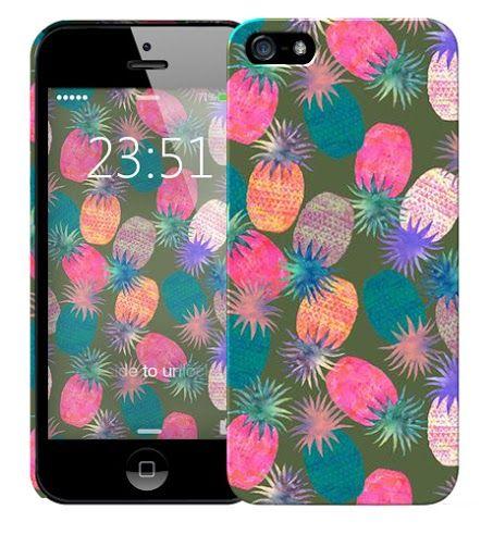 Чехол «Pinapple» для Apple iPhone 5/5s