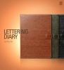 Кожаный чехол Zenus Masstige Lettering Diary Series для Apple IPAD AIR