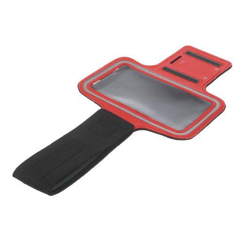 Неопреновый спортивный чехол на руку для смартфонов 4