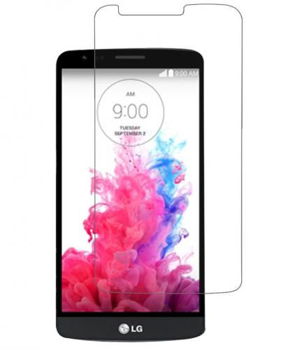 Защитное стекло Ultra Tempered Glass 0.33mm (H+) для LG D690 G3 Stylus Dual (картонная упаковка)
