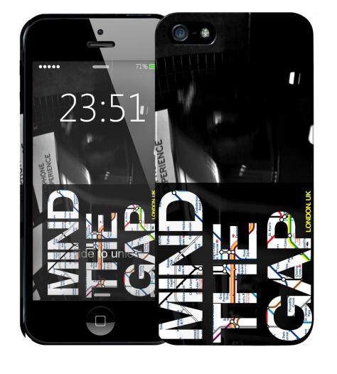 Чехол «GAP» для Apple iPhone 5/5s