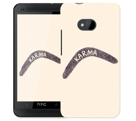 Чехол «karma» для HTC One