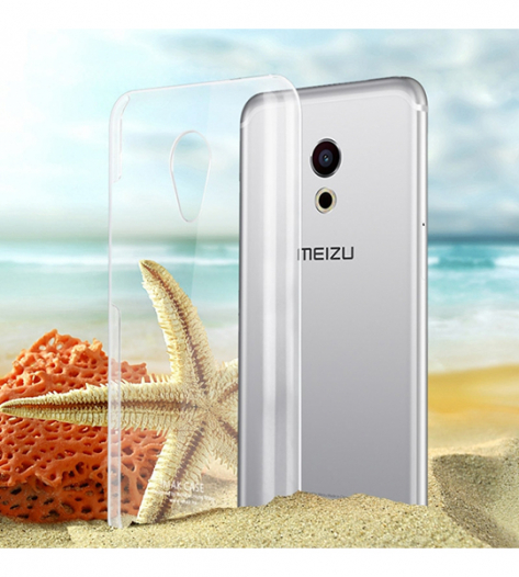 Пластиковая накладка IMAK Crystal Series для Meizu Pro 6