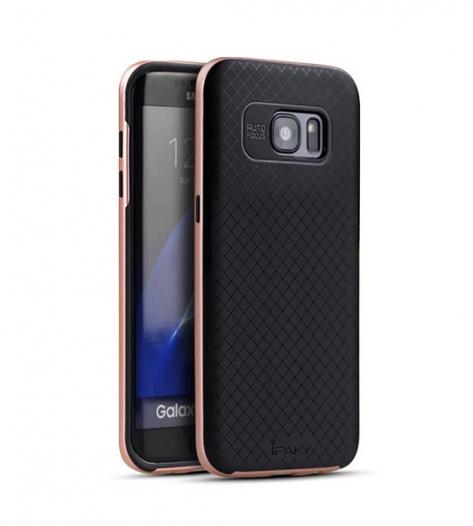 Чехол iPaky TPU+PC для Samsung G935F Galaxy S7 Edge
