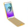 Кожаный чехол (флип) TETDED для Samsung A710F Galaxy A7 (2016)