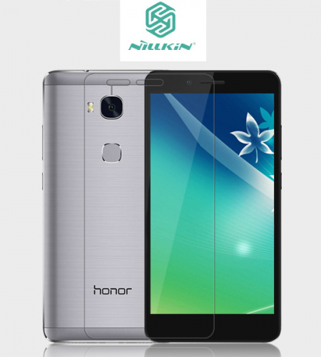 Защитная пленка Nillkin Crystal для Huawei Honor 5X / GR5