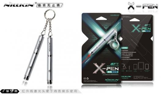 Емкостной стилус Nillkin X-Pen с лазером