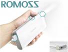 Дополнительный внешний аккумулятор ROMOSS eUSB sofun 4 (10400mAh) (2,1А)