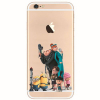 "TPU чехол Ultrathin Series 0,33mm Миньоны для Apple iPhone 6/6s (4.7"")"