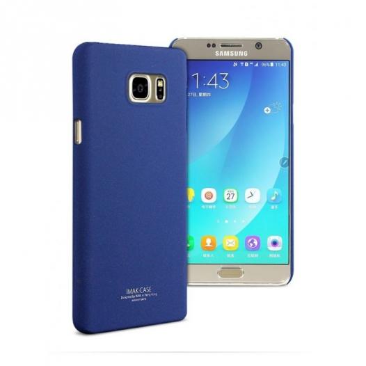 Пластиковая накладка IMAK Cowboy series для Samsung Galaxy Note 5