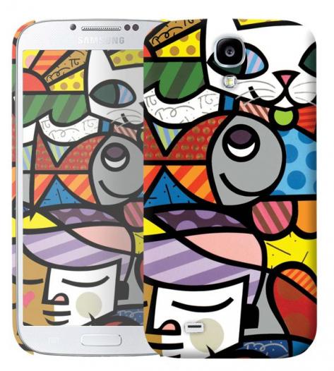 Чехол «Kitty» для Samsung Galaxy s4 / Galaxy S4 mini