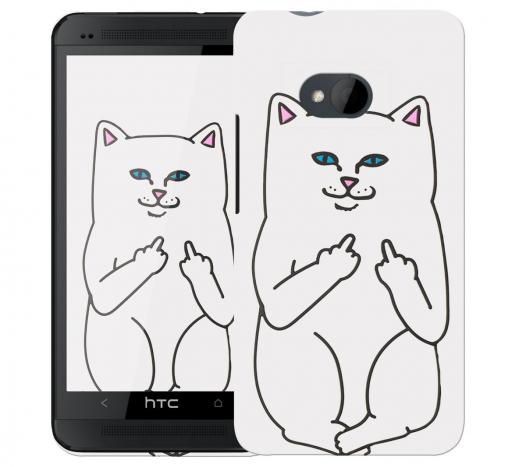 Чехол «fcuk» для HTC One