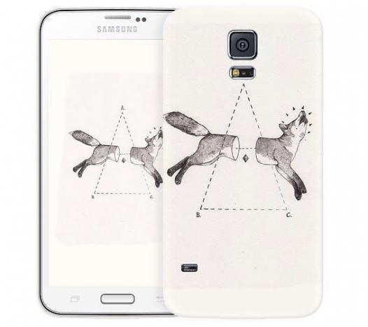 Чехол «Боль» для Samsung Galaxy S5