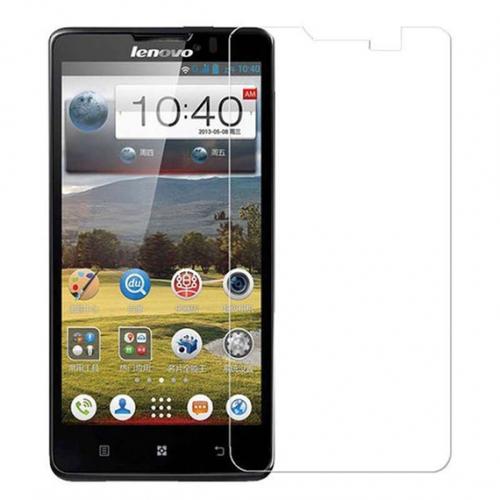 Защитное стекло U-Glass 0.33mm (H+) для Lenovo P780 (картонная упаковка)